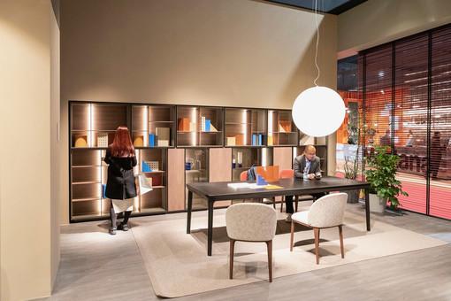 Il Salone del Mobile di Milano: l'ultima edizione è stata nel 2019. La speranza è espressa da Feltrin e Luti