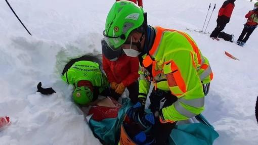 Trovati senza vita i due scialpinisti della provincia di Varese dispersi all'Alpe Devero. Sono un uomo e una donna di Samarate