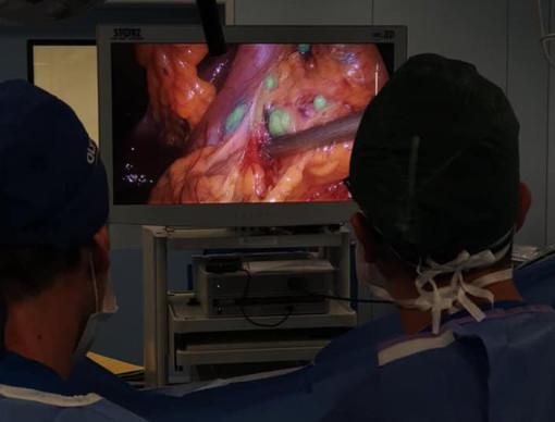 Gallarate, importante successo nella chirurgia mini invasiva dello stomaco