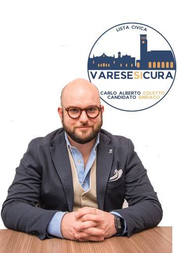 """Nasce """"Varese Sicura"""" la nuova lista di giovani varesini per Coletto sindaco"""