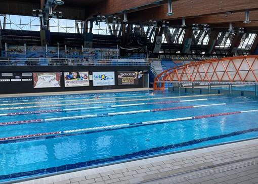 Addio Sport Management, inizia l'era Forus Italia alla piscina Manara di Busto